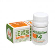 Complexo Nux Vomica 14 Almeida Prado 60 comprimidos