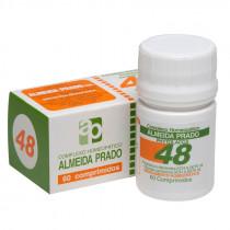 Complexo Phytolacca 48 Almeida Prado 60 comprimidos