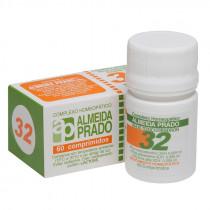 Complexo Rhus Toxicodendron 32 Almeida Prado 60 comprimidos