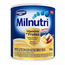 Composto Lácteo Milnutri Vitamina de Frutas 760g