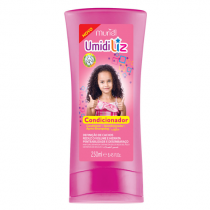 Condicionador UmidiLiz Kids Muriel 250ml