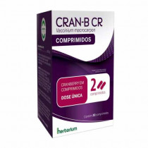 Cran-B CR Herbarium 30 Comprimidos