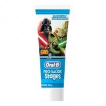 Creme Dental Oral B Infantil Star Wars 100g