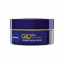 Creme Facial Nivea Q10 Plus Antissinais Noite 50g