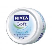 Creme Hidratante Nivea Soft 97g