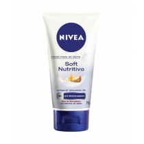Creme Hidratante Para as Mãos Nivea Soft Nutritivo 75g