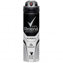 Desodorante Men Invisible Rexona 150ml