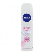 Desodorante Aerosol Nivea Clear Skin 150ml