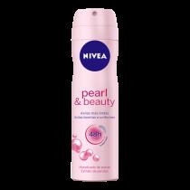 Desodorante Nivea Aerosol Pearl Beauty 150ml
