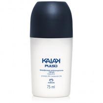 Desodorante Rollon Kaiak Pulso Masculino Natura 75ml