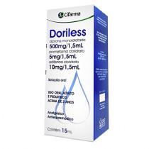 Doriless Gotas com 15ml