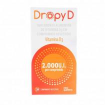 Dropy D 2.000ui com 30 Comprimidos