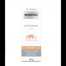 Neostrata Minesol Antioxidant FPS 99 Fluido Universal 40g