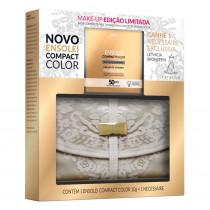 Ensolei Compact Color FPS 50 Profuse + Grátis Nécessaire