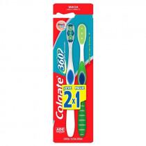 Escova Dental Colgate Macia 360º Leve 2 Pague 1