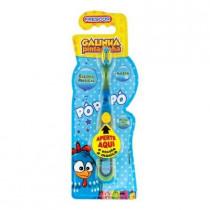 Escova Dental Infantil Musical Frescor Galinha Pintadinha
