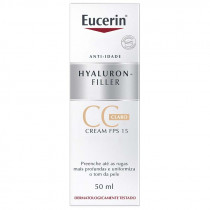Eucerin Creme Facial FPS 15 Hyaluron Filler Claro 50ml