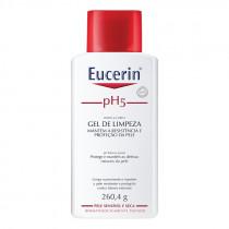 Eucerin Gel de Limpeza Ph5 Syndet 260,4g