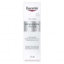 Eucerin Hyaluron Filler  FPS 15 Contorno dos Olhos 15ml