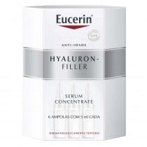 Eucerin Serum Hyaluron Filler Concentrate 6 Ampolas de 5ml