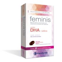 Feminis DHA + Selênio