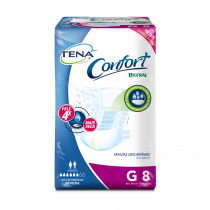 Fralda Geriátrica Biofral Confort G com 08 Unidades