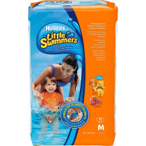 Fralda Huggies Little Swimmers M 11 Unidades