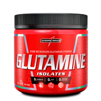 Glutamine Isolates Integralmédica 150g