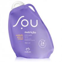Hidratante Corporal Nutrição SOU Natura 400ml