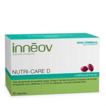Inneov Nutri Care D com 60 Cápsulas