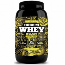 Iridium Whey Isolado Epic Citrus 900g
