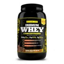 Iridium Whey Protein Concentrado Chocolate Belga 900g