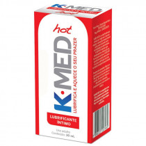 K-Med Gel Lubrificante Hot 30ml