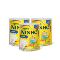 Kit ninho forti+ 3 latas