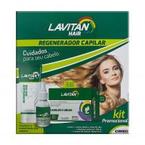 Kit Lavitan Hair Regenerador Capilar