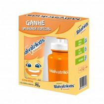 Malvatrikids Gel Dental F-Infantil 70g + Brinde Especial