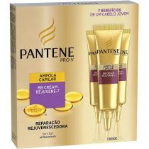Kit Pantene BB Cream Reparação Rejuvenescedora 3 unidades