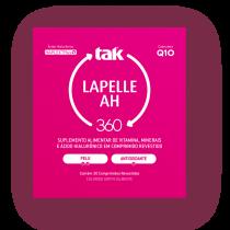 Suplemento Alimentar Tak Lapelle Ah 30 Comprimidos