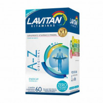 Lavitan A-Z 60 Comprimidos