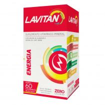 Lavitan Energia 60 Comprimidos