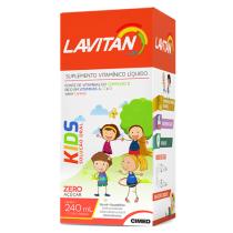 Lavitan Kids Zero Açúcar 240ml