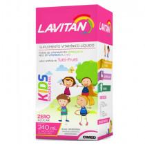 Lavitan Kids Zero AçucarTutti Frutti 240ml