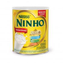 Leite em Pó Ninho Instantâneo Nestlé 400g