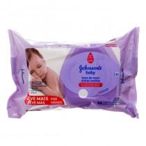 Lenços Umedecidos Johnson's Baby Hora do Sono 96 unidades