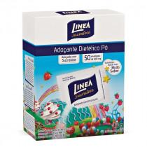Adocante Linea Po Sucralose com 50 Envelopes