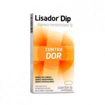 Lisador Dip com 10 Comprimidos