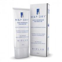M&P DRY Loção Antiperspirante Mãos e Pés 60ml