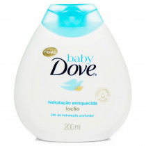 Dove Baby Loção Hidratante 200ml
