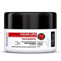 Máscara de Tratamento Color Life Eico 240g