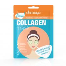 Máscara Facial Anti-Idade Collagen Mask Sachê Dermage 10g